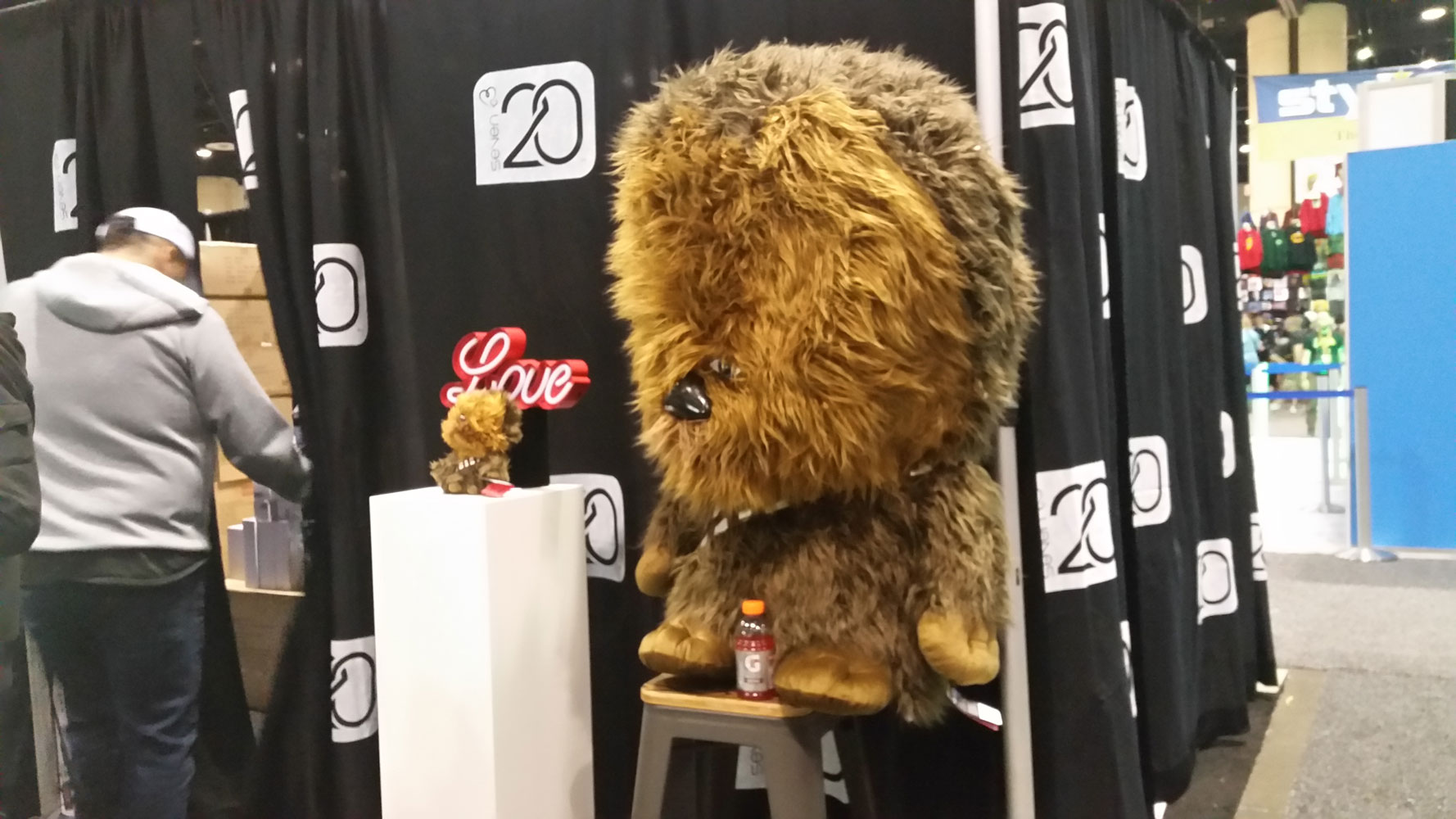 Giant Wooly Wookiee