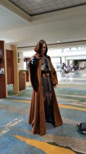 Pretty awesome Anakin Skywalker cosplay