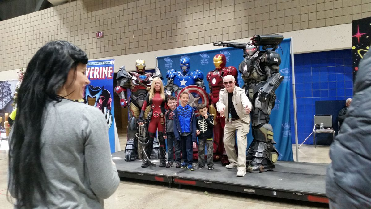 Planet Comicon 2017 Gallery – April 30